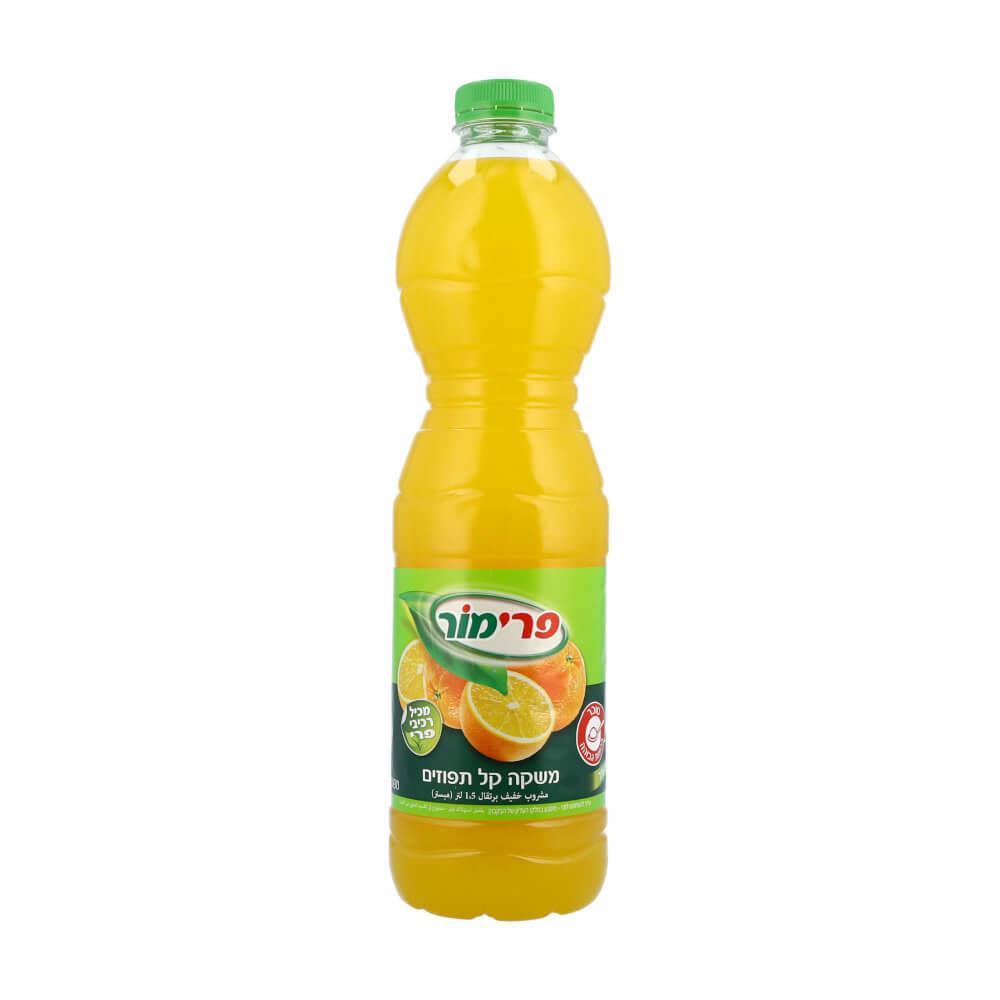 פרימור תפוזים 1.5 ליטר