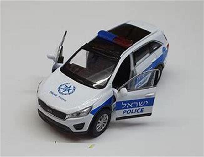 משטרה -דגם מברזל