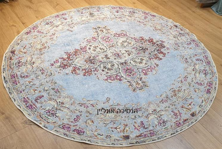 שטיח עגול - דגם רייף 02