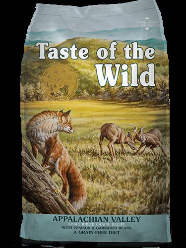 """074198613298 מזון יבש צבי גזע קטן 12.2 ק""""ג Taste Of The Wild"""