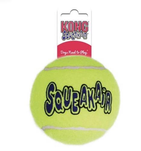 סקוויקר בול כדור טניס מידה L לכלב בינוני עד גדול