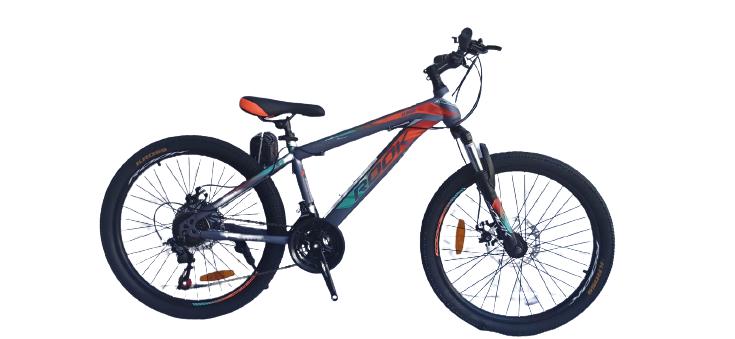 ROOK אופני הרים 24 אינץ' אדום