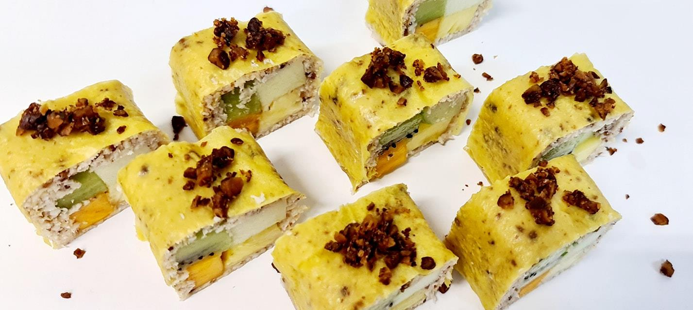 8 יחי סושי פירות טעם פיקאן