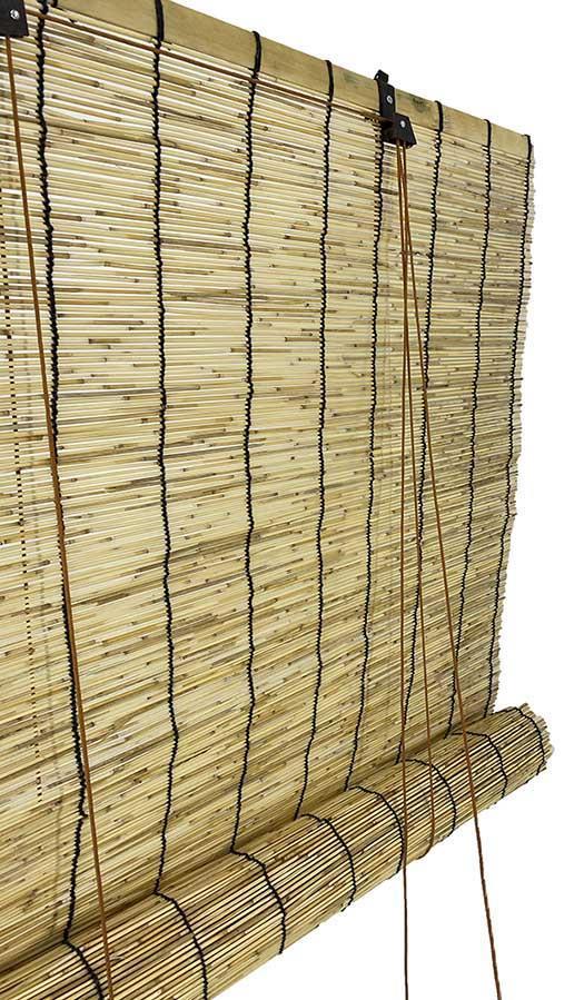 וילון גלילה מבמבוק
