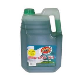 נוזל כלים 4 ליטר חדש  12%