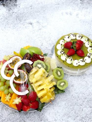 דאבל שף - ע.פיסטוק&פירות - הנמכר ביותר