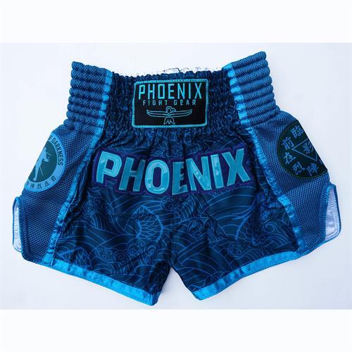 מכנס קיקבוקס / אגרוף תאילנדי PHOENIX SHADOW-B