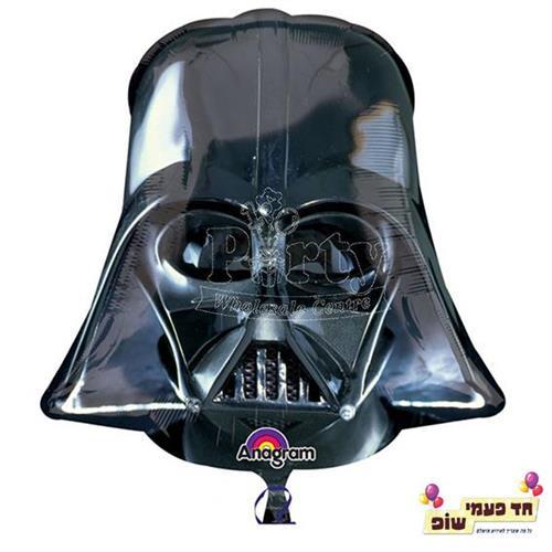 בלון 26 אינץ' מלחמת הכוכבים דארט ויידר (ללא הליום)