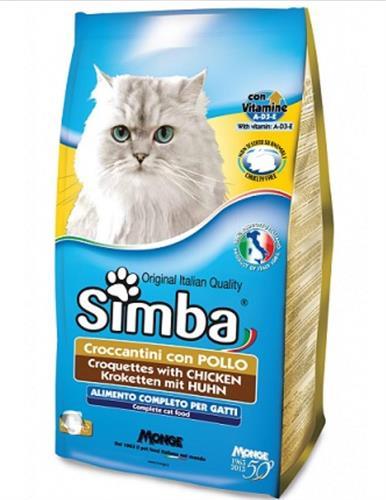 סימבה לחתול 20 קג טעם עוף