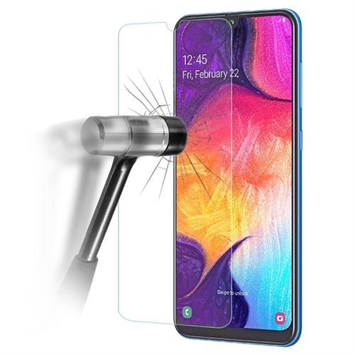 מגן זכוכית -Samsung galaxy A50/A30/A30S/A20 9H glass  במלאי