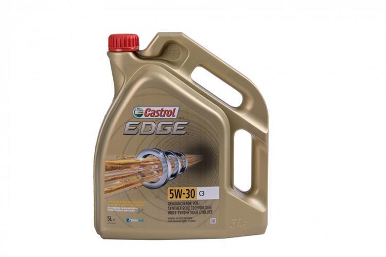 שמן מנוע 5 ליטר CASTROL EDGE 5W30 C3