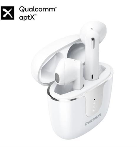אוזניות בלוטוס- Tronsmart Onyx Ace TWS לבן במלאי
