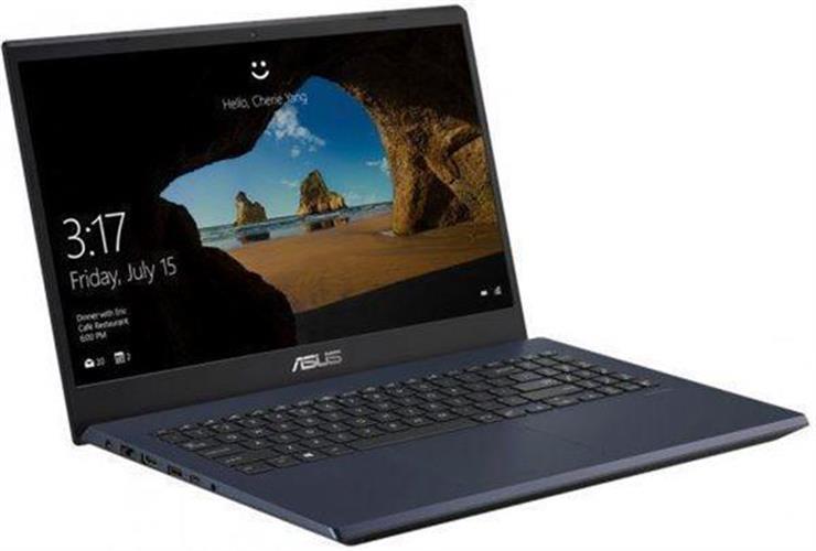 מחשב נייד  ASUS X571GD - i7-9750H/15.6/16G DDR4/ 512GB WIN 10 PRO