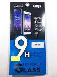 מדבקת זכוכית לסמסונג Samsung Galaxy S6.
