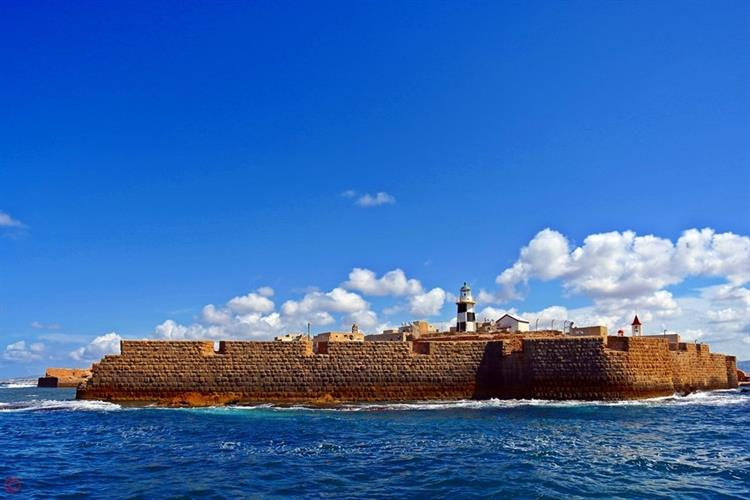 Support Israel and get this picture: Acre