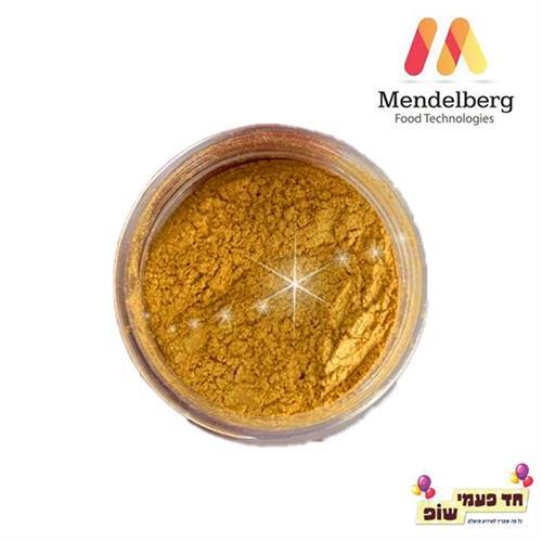 אבקת איבוק מנדלברג זהב ספארקל
