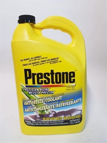 נוזל קירור ירוק לרכב 3.78 ליטר  PRESTONE