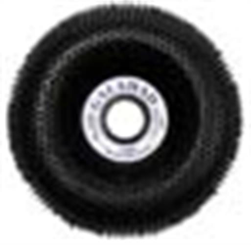דיסק עגול שחור