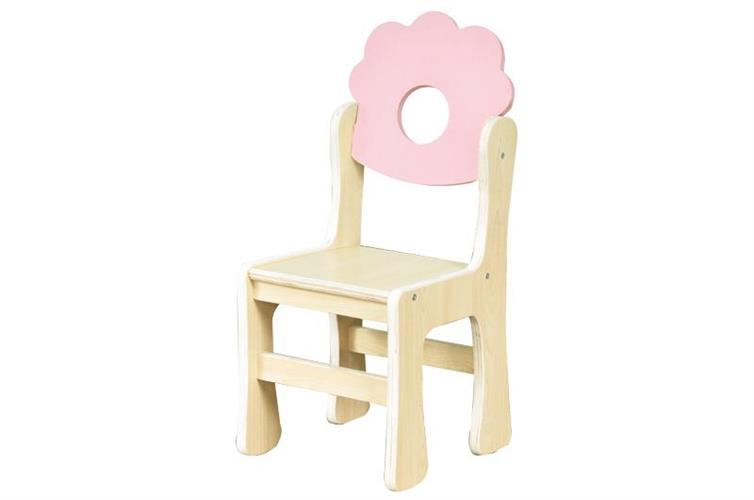כיסא דגם פרח