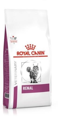 """מזון יבש לחתולים עם בעיות בכליות רנאל 4 ק""""ג Royal Canin רויאל קנין"""