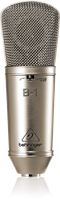 מיקרופון שטח קונדנסר ברינגר סדרת B Condenser Mic BEHRINGER