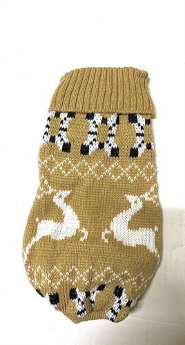 סוודר לכלב קטן 7-10 קג מידה M