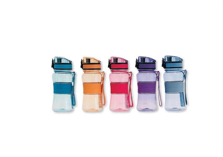 """בקבוק 350 מ""""ג במגוון צבעים"""