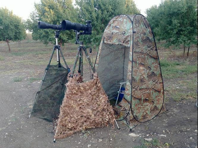 אוהל הסוואה אוהל תא הלבשה תצוגות אופנה ומקלחת או שירותים בשטח