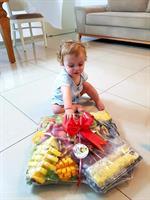 Luca sushi fruit basket - סושי לוקה