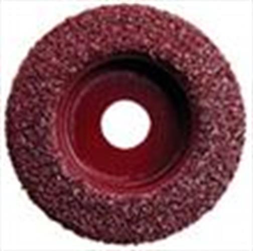 "2""flat profile tungsten carbide abrasive disc"