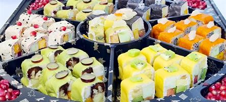 Sushi Mix Fruits Chocolate - סושי מיקס 40 יחי