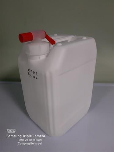 ג'ריקן מים איכותי 11.18.20.25.30 ליטר לבחירה באתר