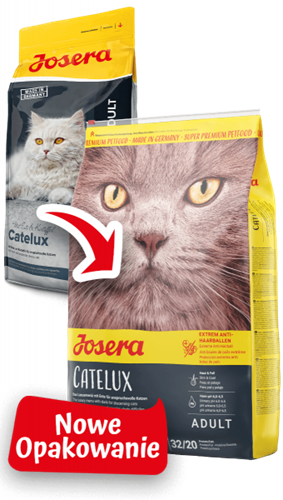 גוסרה Josera catelux לחתול  10 קג