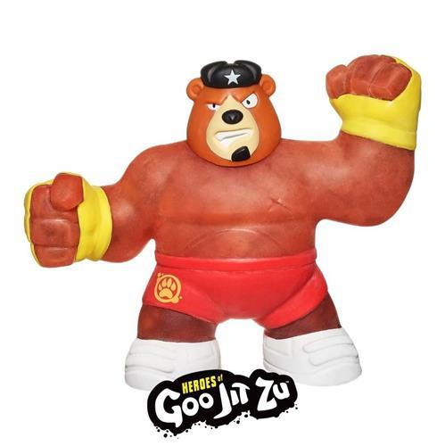 ג'ו ג'יצו - דוב בובה נמתחת