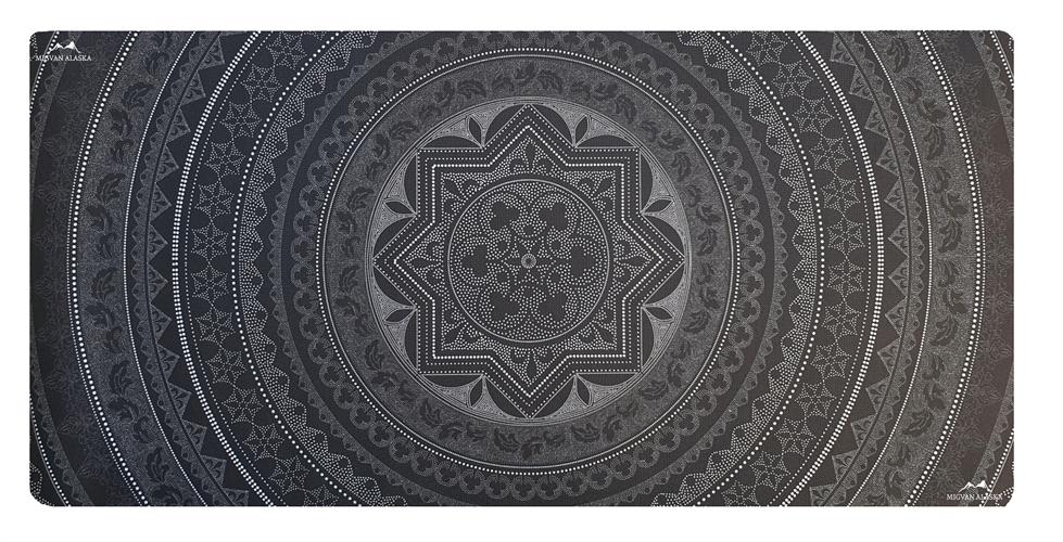 שטיח מטבח איכותי בתוספת גומי בתחתית דגם - 07 (מתנקה בקלות!)