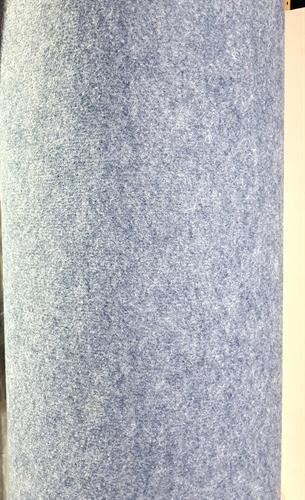 שטיח לבד כחול ג'ינס