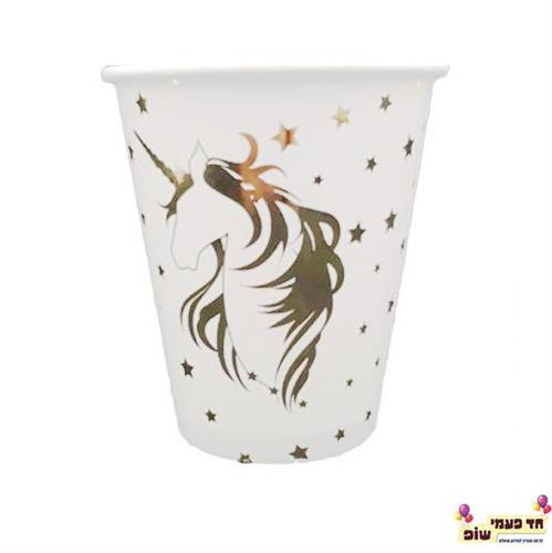 כוס חד קרן זהב