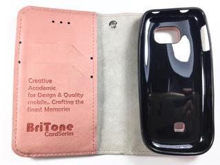 מגן ספר BriTone לנוקיה NOKIA C2 בצבע גוף