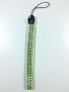 חוט יהלומים למכשיר בצבע ירוק בהיר