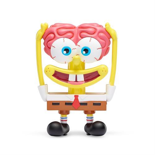 בוב ספוג - בוב ספוג מוח דמות איסופית
