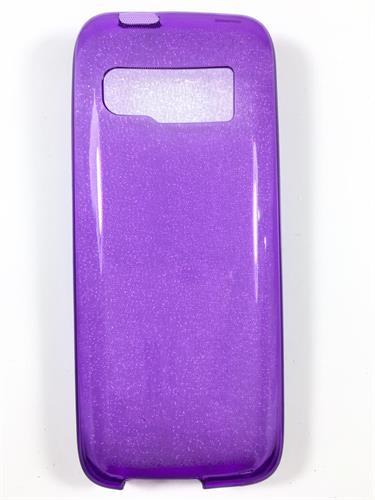 מגן סיליקון ל KOSHER MOBILE K21 בצבע סגול
