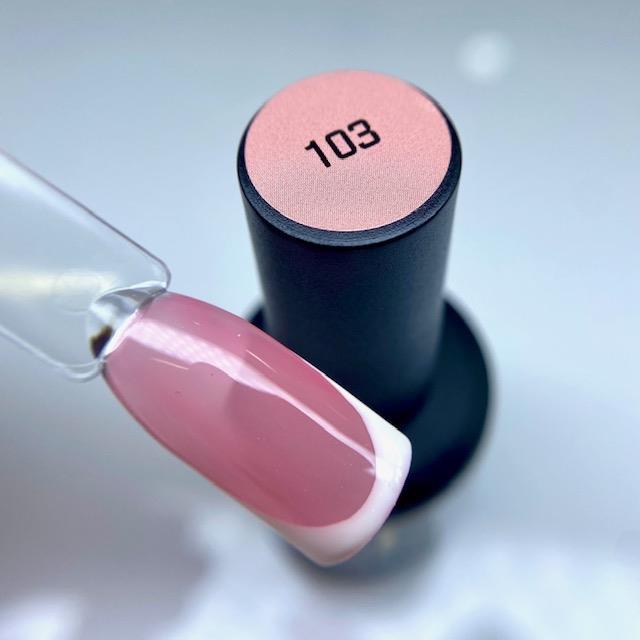 103 (צבע בסיס) - LINUX Professional Gel Polish 15 ML