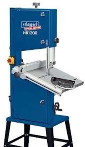 מסור סרט scheppach HB-1200