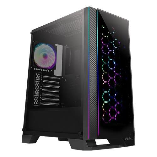 מארז ללא ספק ANTEC NX600 Gaming case