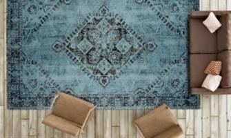 שטיח דגם - איזבל 100% כותנה