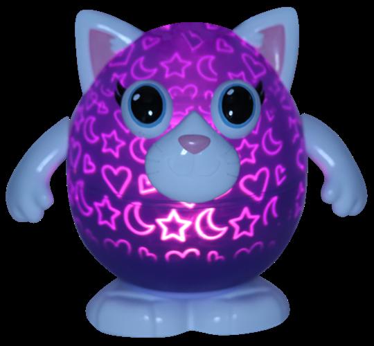 מנורת לילה-פלייברייטס חתול 9 חלקים