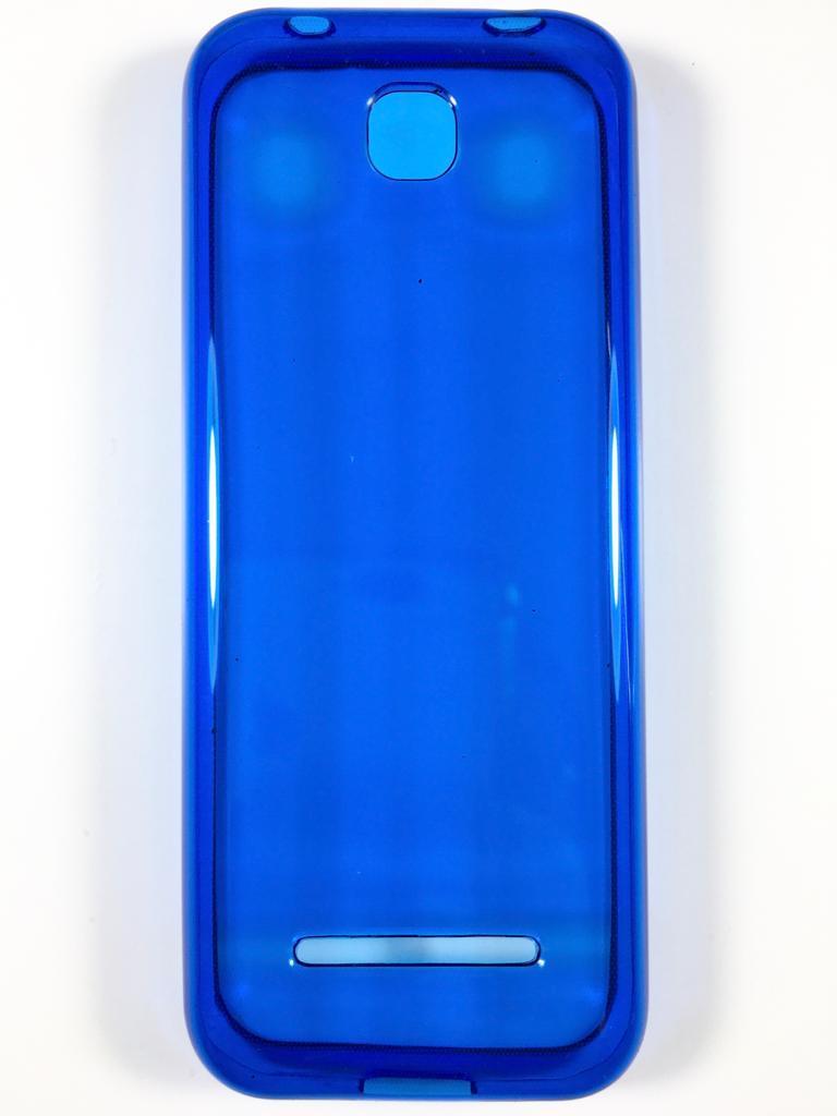 מגן סיליקון לQ3 QLYX בצבע כחול