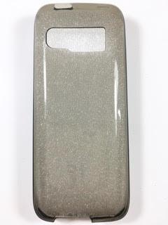 מגן סיליקון ל KOSHER MOBILE K21 בצבע אפור