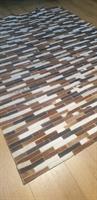 שטיח עור עבודת יד 06