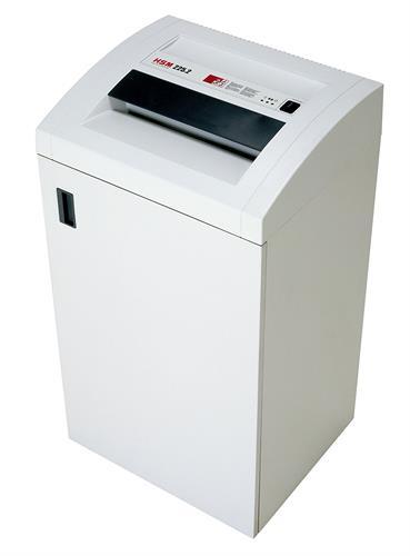 מגרסת נייר פתיתים דגם HSM 225.2C
